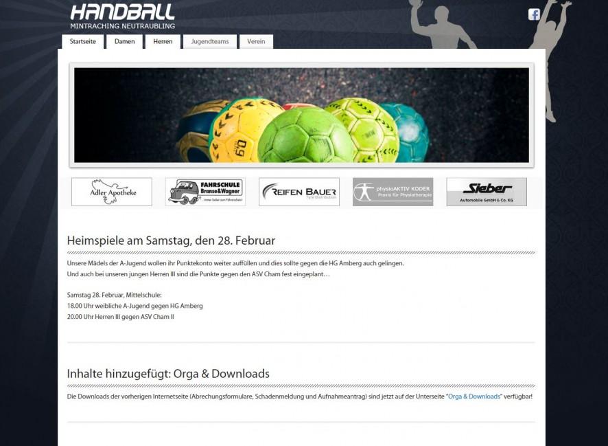 Handball Neutraubling